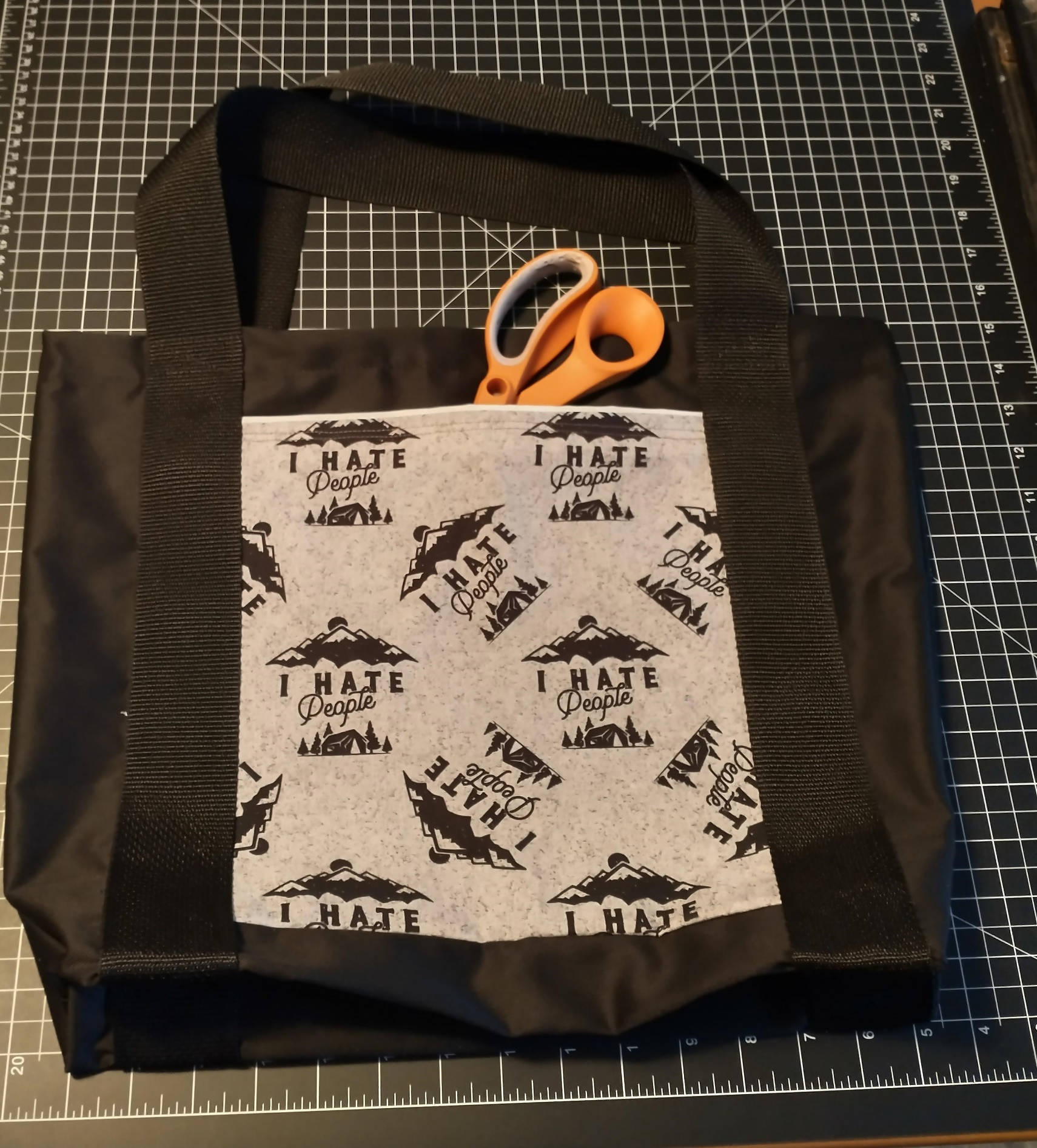 Tote Bag for Introverts