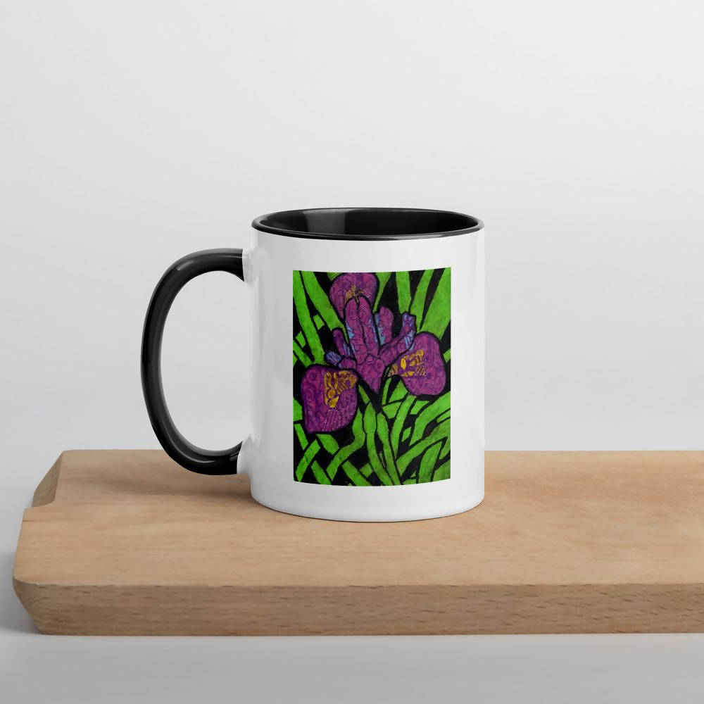 Purple Goddess Mug