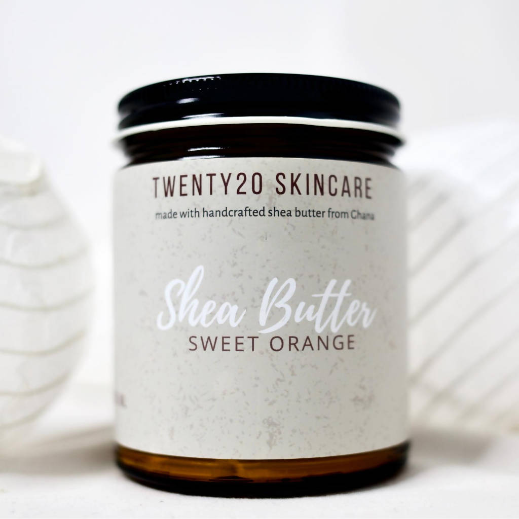 Sweet Orange Shea Butter