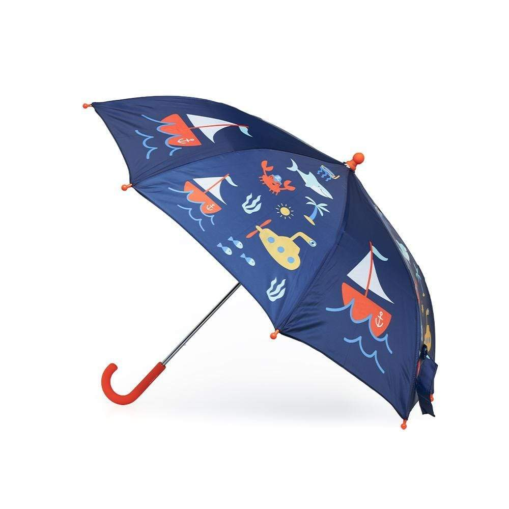 Raspberry Lane Boutique Anchors Away Umbrella - Penny Scallan