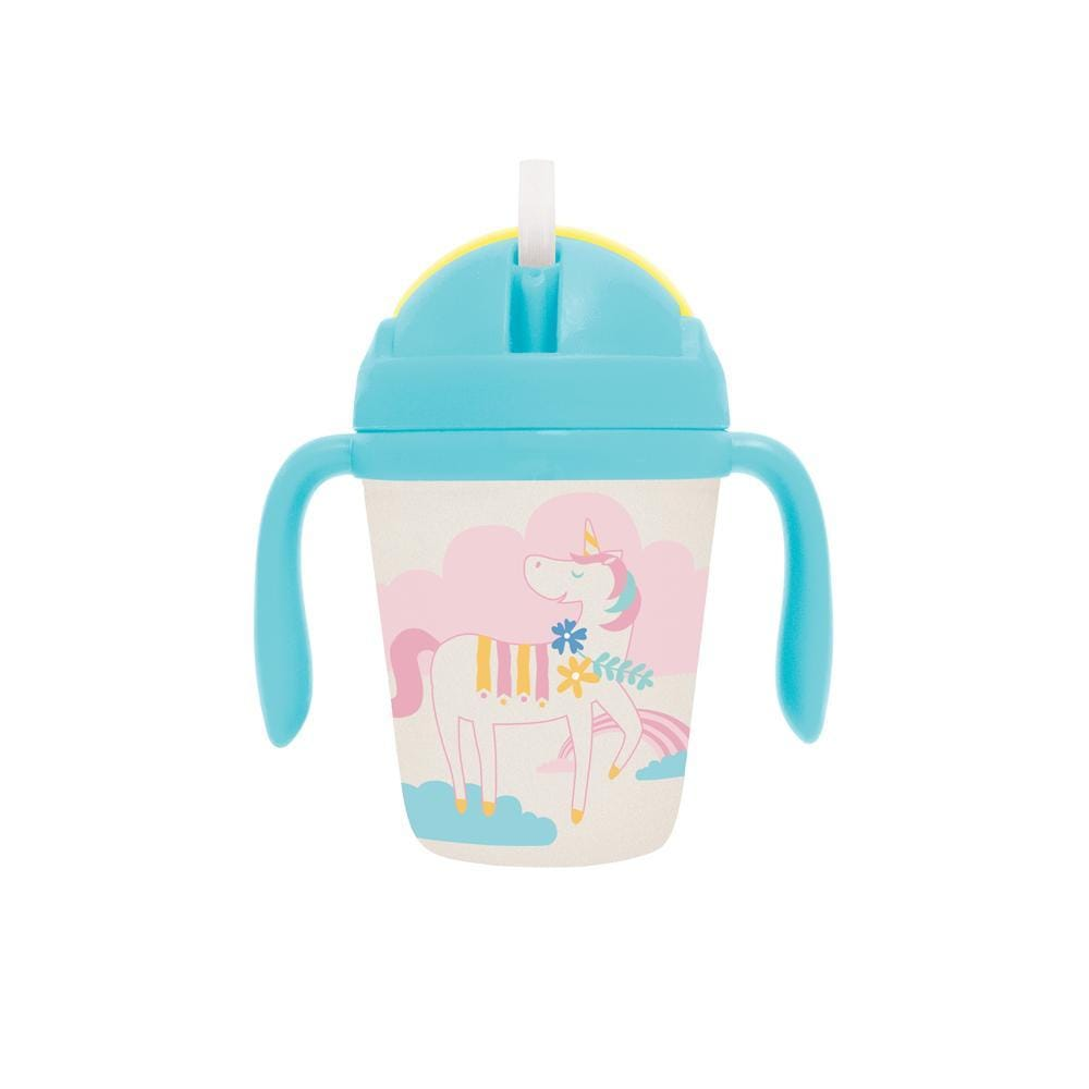 Raspberry Lane Boutique Bamboo Sippy Cup - Park Life - Penny Scallan