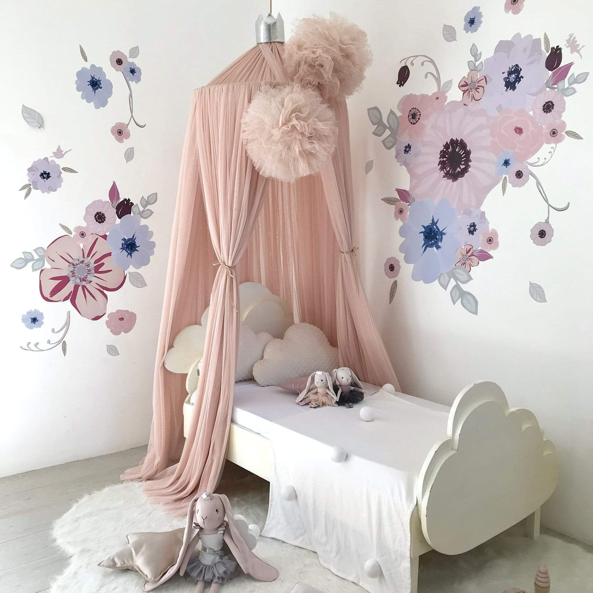 Raspberry Lane Boutique Dreamy Canopy - Champagne