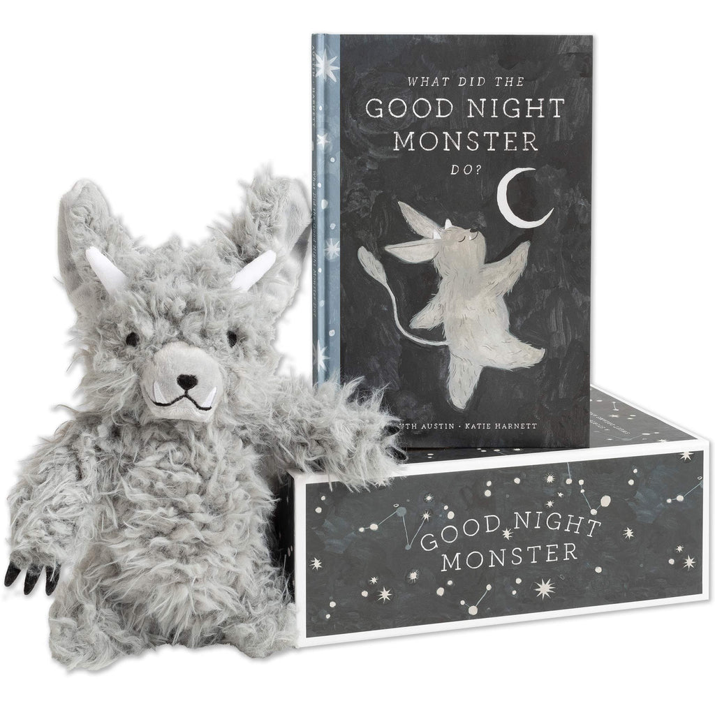 Raspberry Lane Boutique Goodnight Monster
