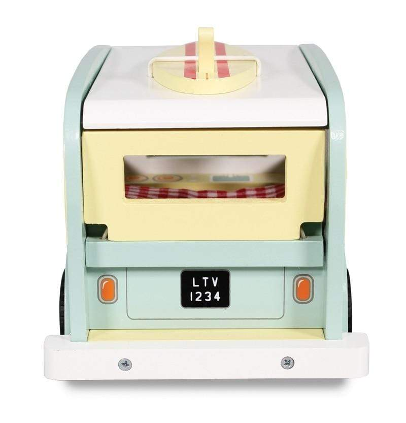 Raspberry Lane Boutique Holiday Camper - Le toy Van