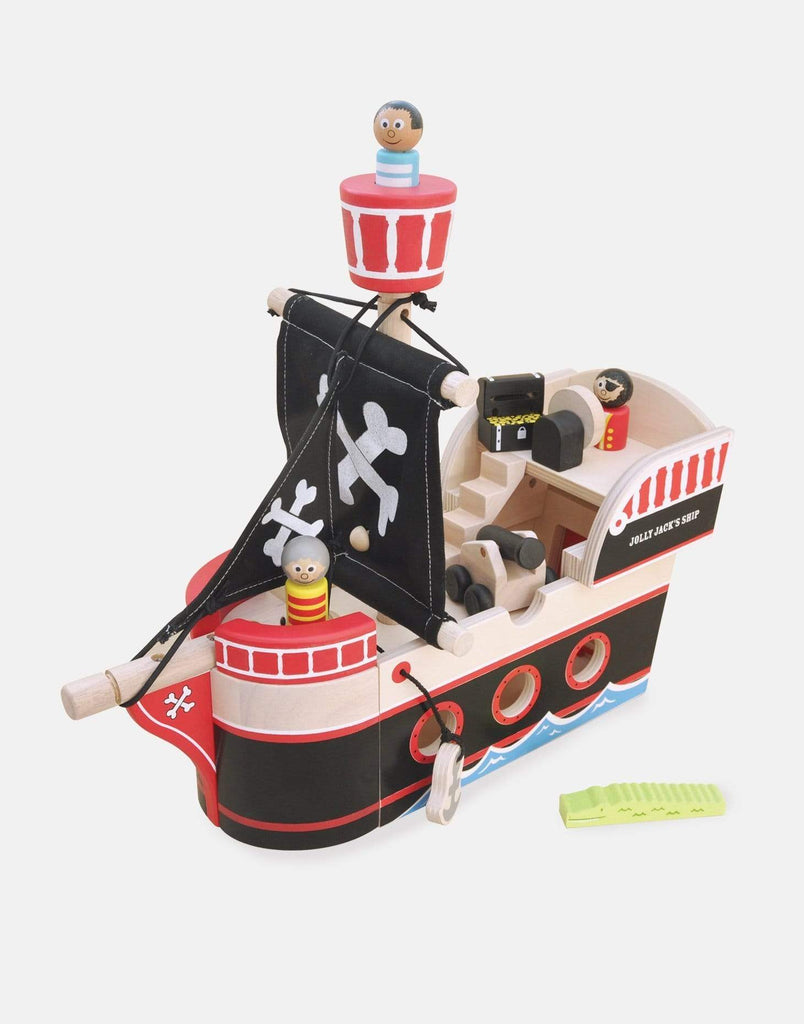Raspberry Lane Boutique Indigo Jamm - Pirate Ship