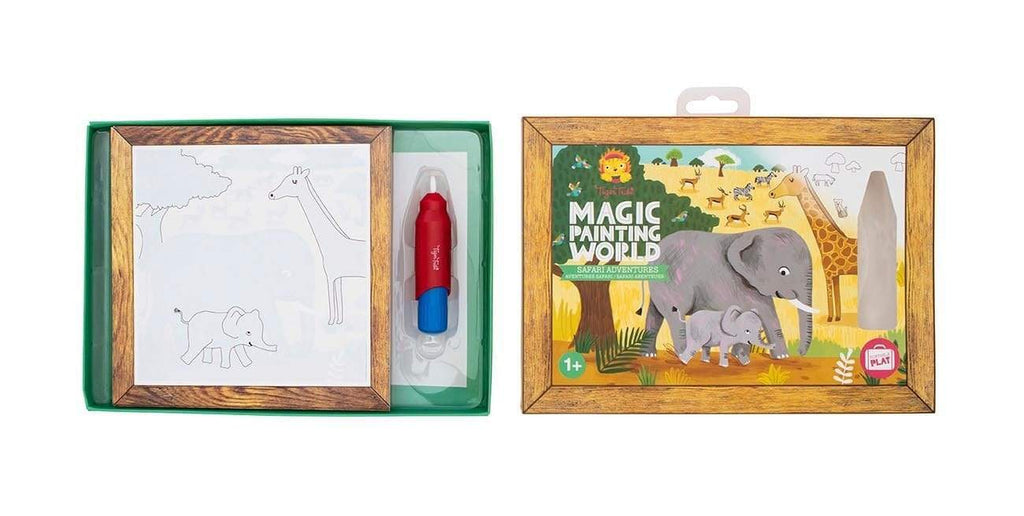 Tiger Tribe - Magic Painting World - Safari Adventures -  Raspberry Lane Boutique