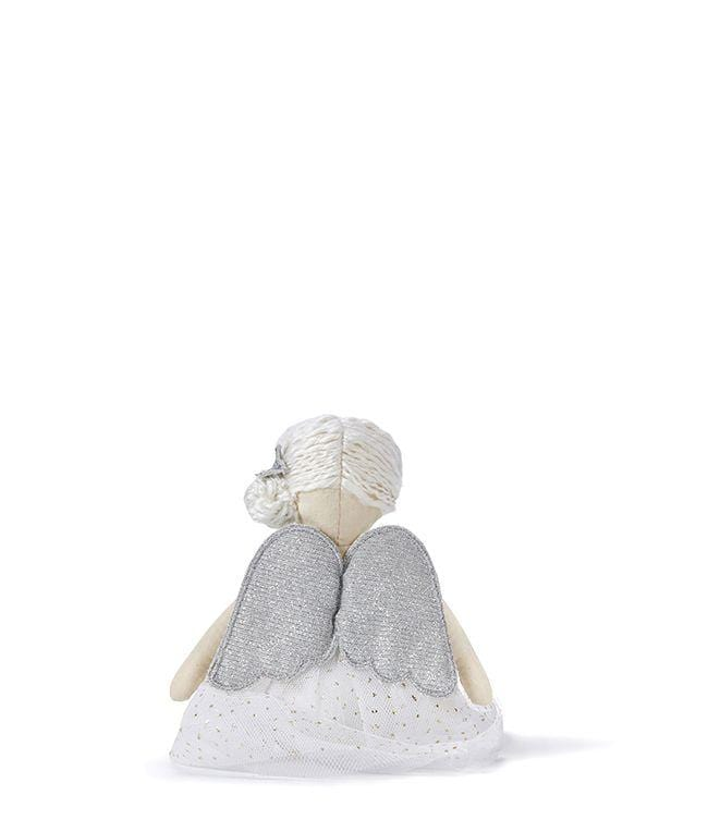 Raspberry Lane Boutique Mini Arabella Angel -White