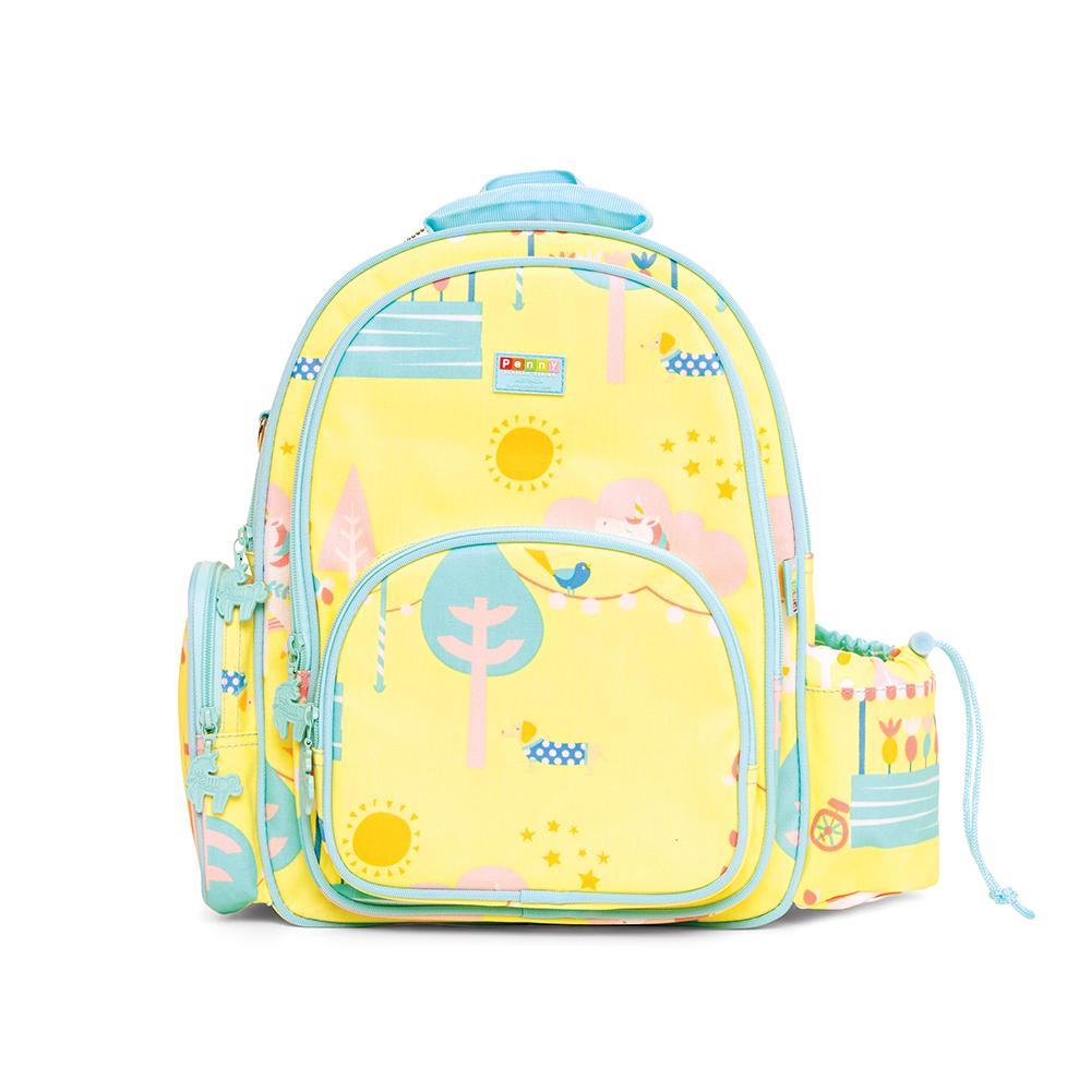 Raspberry Lane Boutique Park Life Large Backpack - Penny Scallan