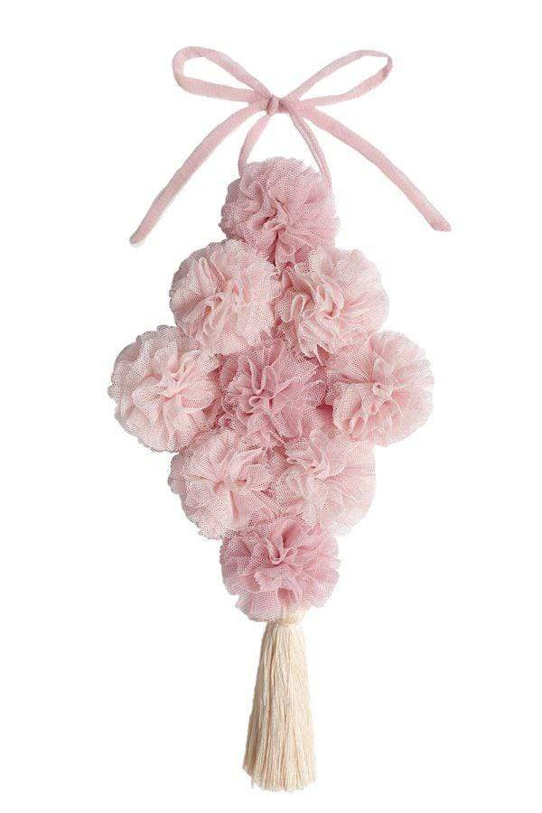 Raspberry Lane Boutique Pom Bouquet Canopy Garland - Pink and Blush