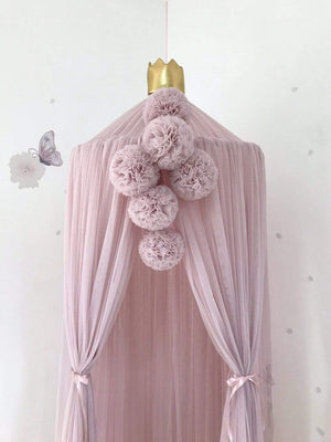 Raspberry Lane Boutique Pom Garland - Pale Rose (Pre-Order)
