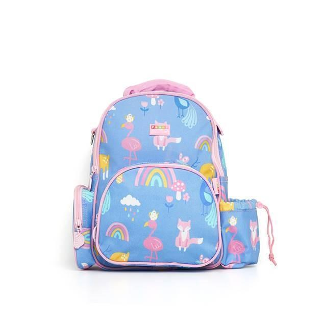 Raspberry Lane Boutique Rainbow Medium Backpack - Penny Scallan