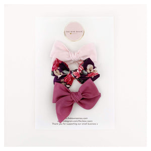 Raspberry Lane Boutique Ruby Madison - Hair Clips