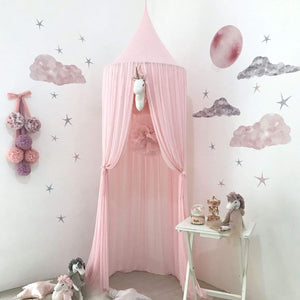 Raspberry Lane Boutique Sheer Canopy - Ballerina