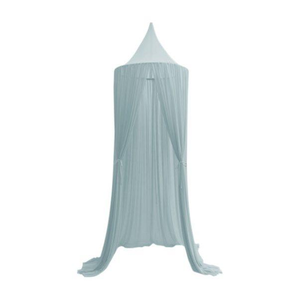 Raspberry Lane Boutique Sheer Canopy - Minty Blue