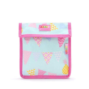Raspberry Lane Boutique Snack Bag - Pineapple Bunting - Penny Scallan