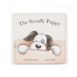 Raspberry Lane Boutique The Scruffy Puppy - Jellycat