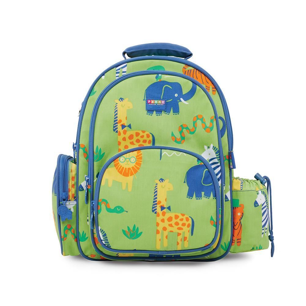Raspberry Lane Boutique The Wild Thing Large Backpack