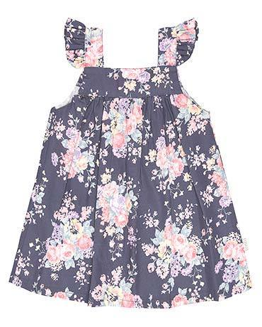 Raspberry Lane Boutique Toshi Baby Dress - Nigella