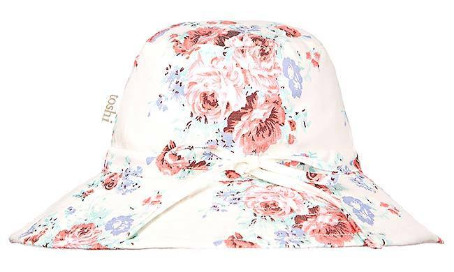 Raspberry Lane Boutique Toshi Beach Hat Tropicana - Lilly