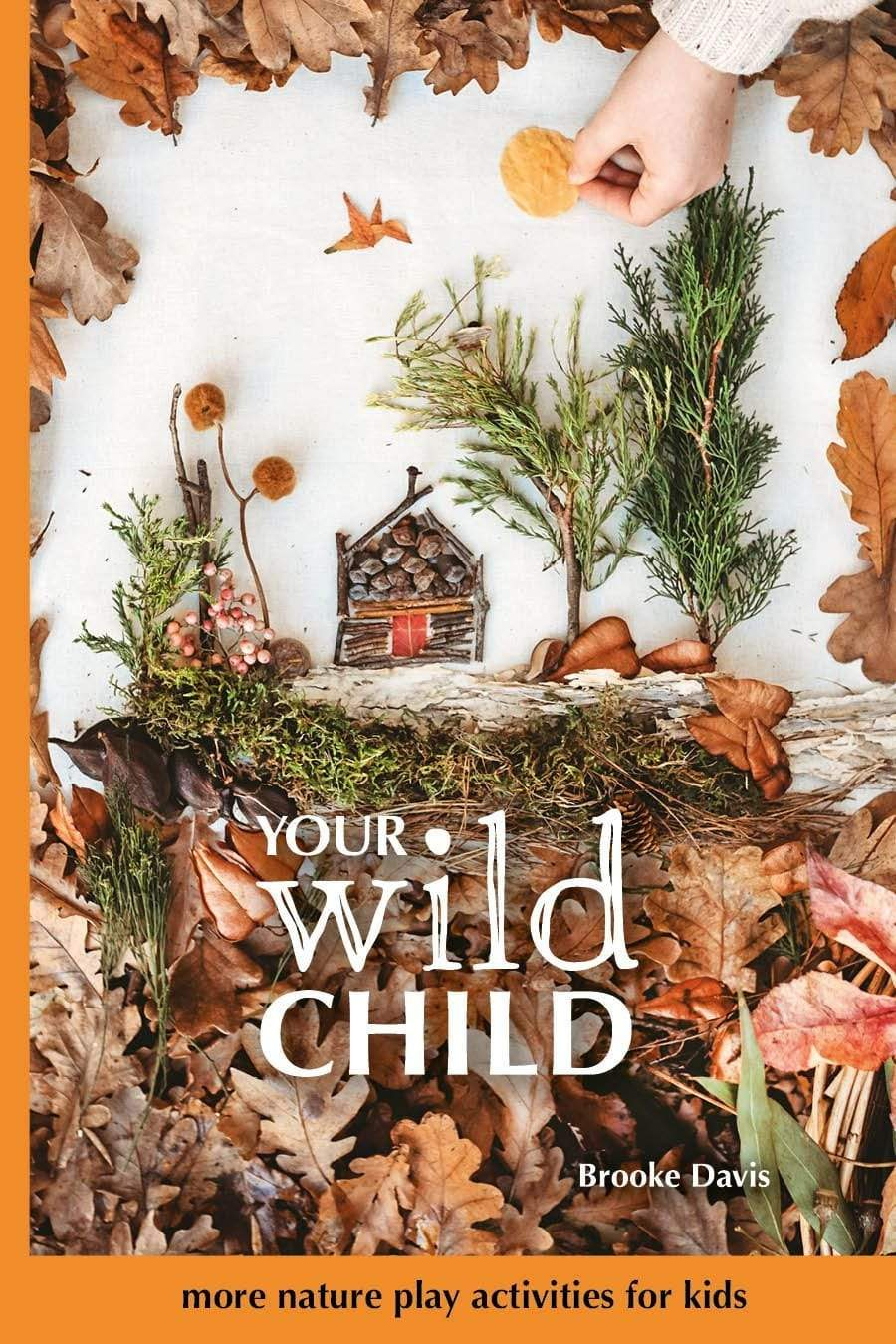 Raspberry Lane Boutique Your Wild Child - Hardcover Book