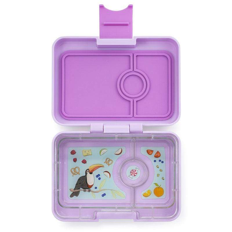 Raspberry Lane Boutique Yumbox Minisnack -Lila Purple (Pre-Order)