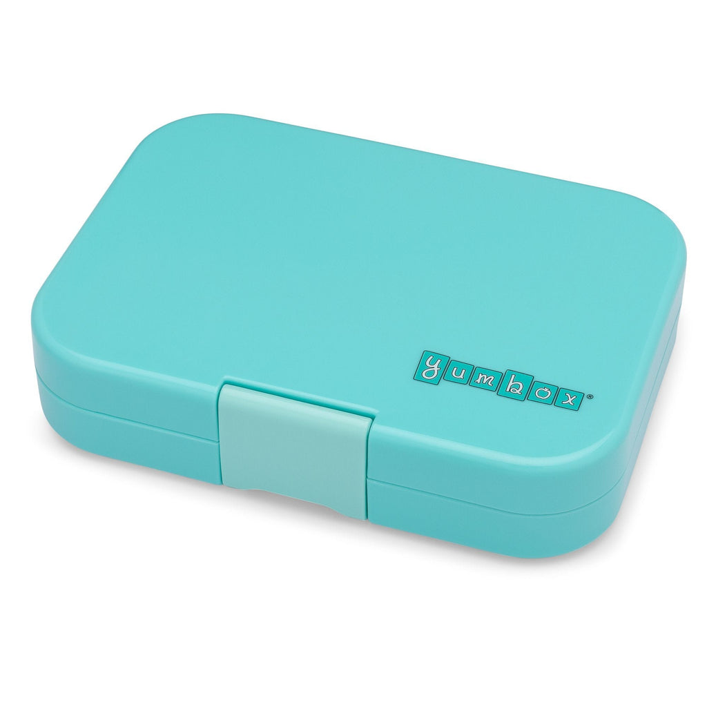 Raspberry Lane Boutique Yumbox Original - Misty Aqua