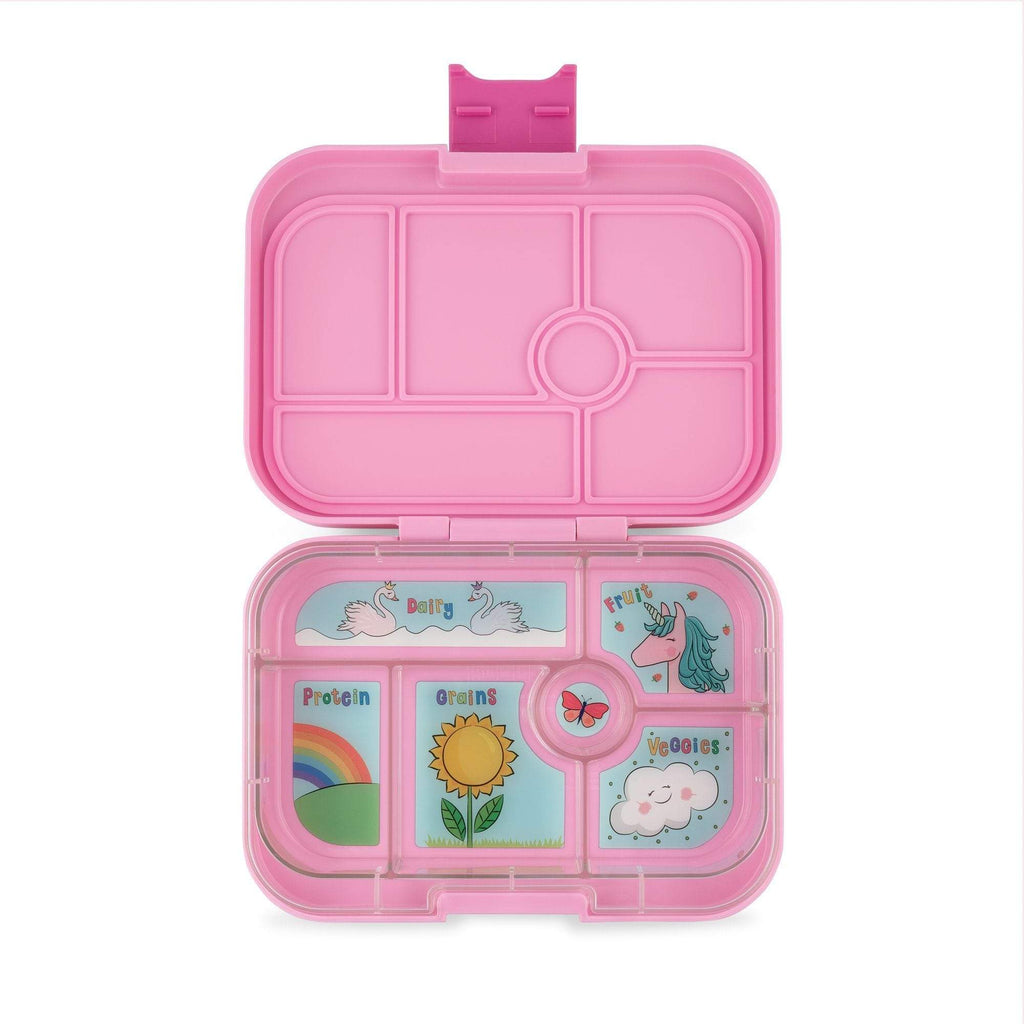 Raspberry Lane Boutique Yumbox Original - Power Pink