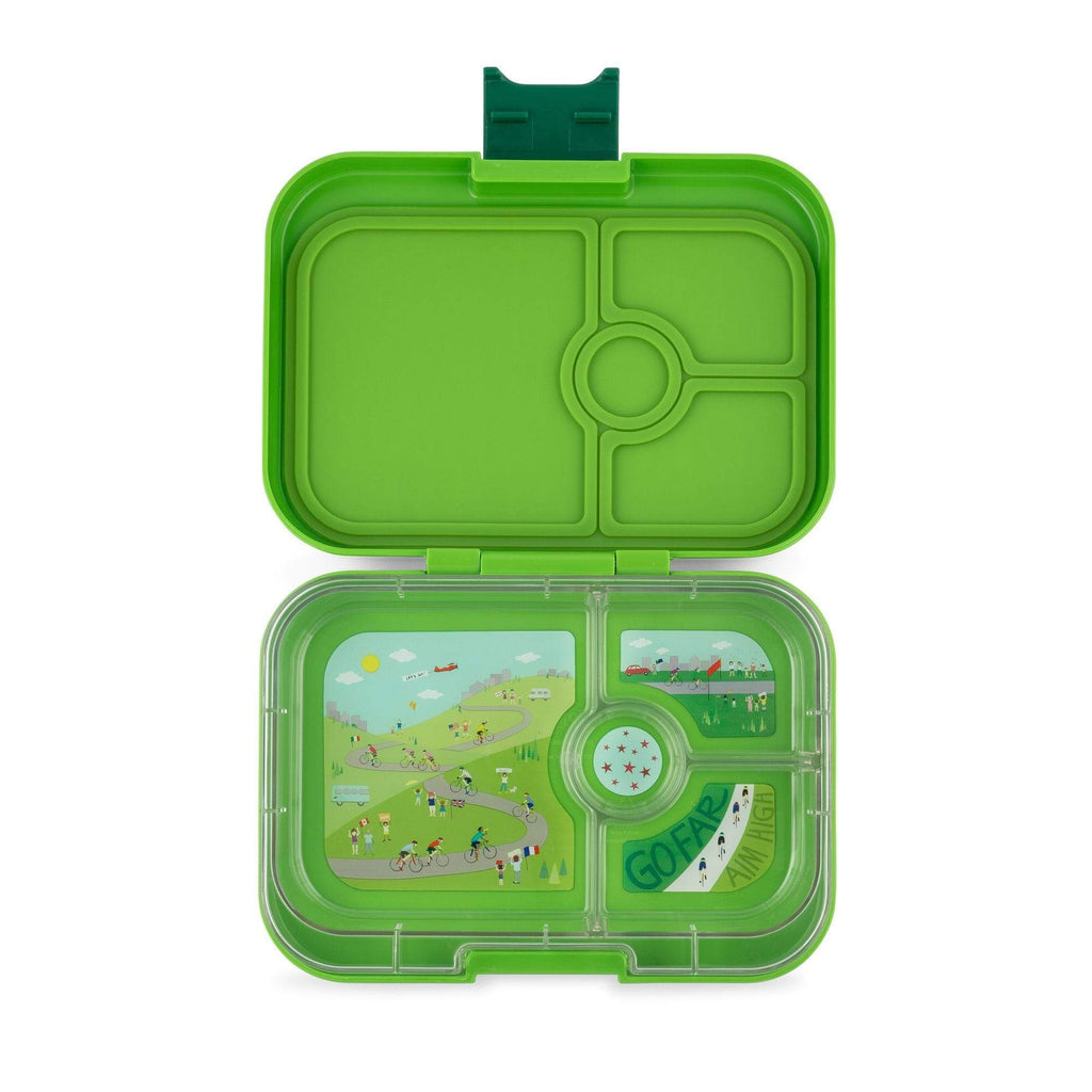 Raspberry Lane Boutique Yumbox Panino - Go Green