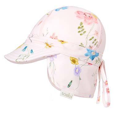 Toshi Swim Hat Toshi Swim Flap Cap - Mermaid