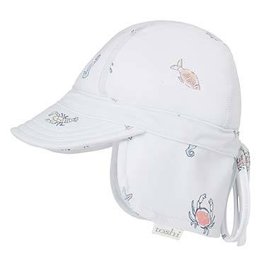 Toshi Swim Hat Toshi Swim Flap Cap - Rock Pool