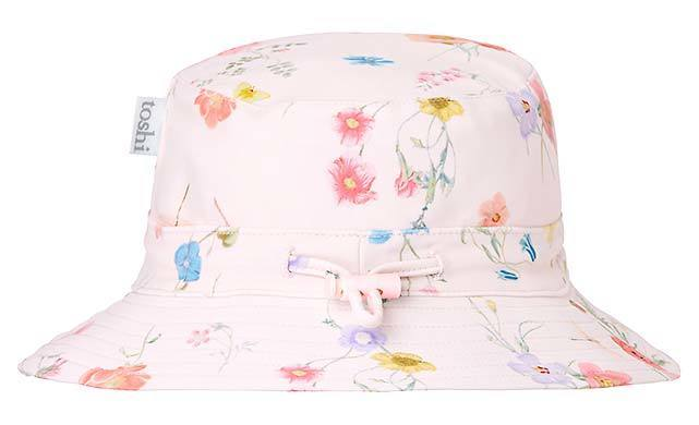 Toshi Swim Hat Toshi Swim Sunhat - Mermaid