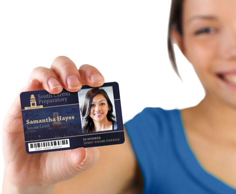 education id solutions student id card
