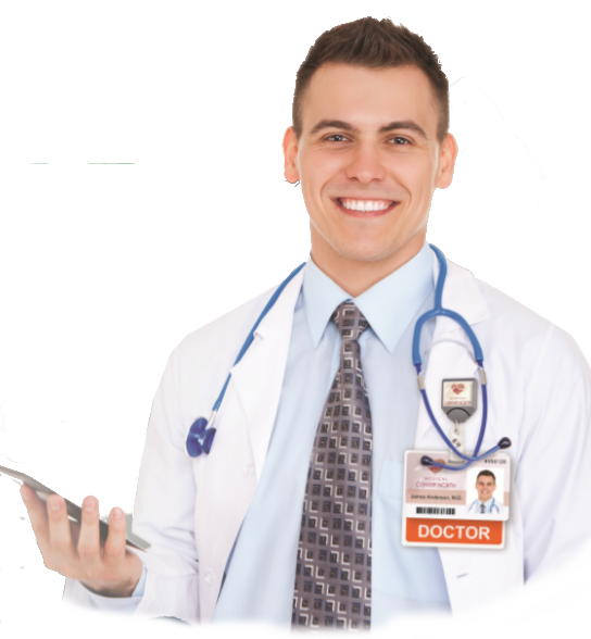healthcare id solutions doctor