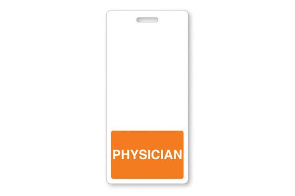 PHYSICIAN Vertical Badge Buddy - 25 - All Things Identification
