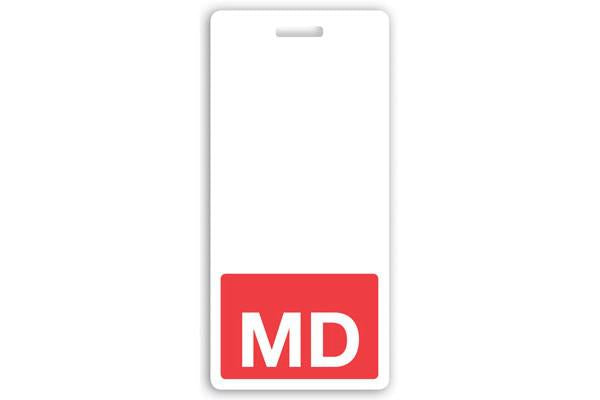MD Vertical Badge Buddy - 25 - All Things Identification