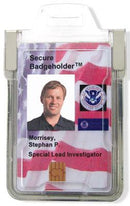 Identity Stronghold 100 - The Secure Badgeholder - All Things Identification