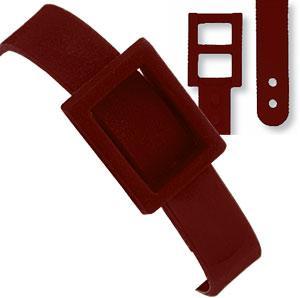 "7 3-8"" Plastic Dual-Post Luggage Strap Qty 500 2430-2010 - All Things Identification"