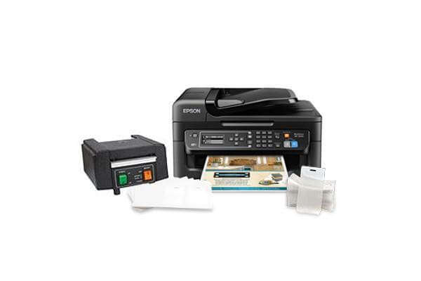 Horizontal Custom Badge Buddy Printer Kit BBHBUNDLE - All Things Identification