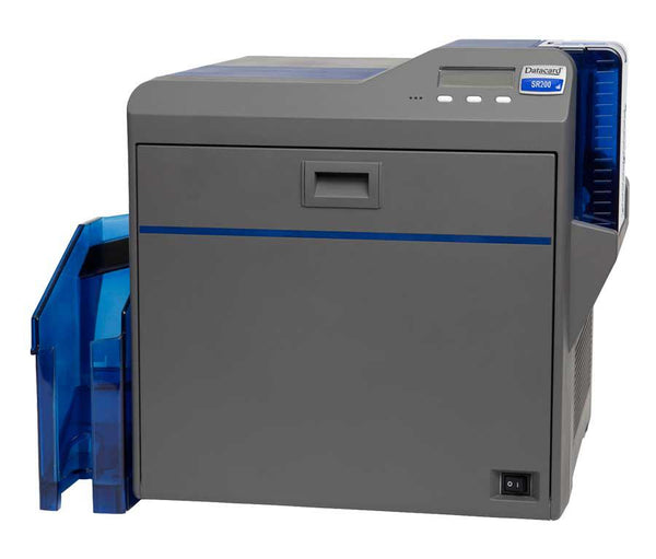 Datacard SR200 Single-Side Printer with Bend Remedy 534716-002 - All Things Identification