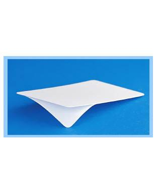 Adhesive-Back PVC Card (Qty 100) C1350-1500