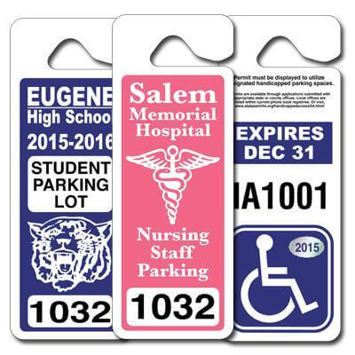 125 Custom Giant Hang Tags - All Things Identification