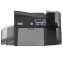 Fargo 52300 DTC4250e Dual-Sided Printer with Input-Output Hopper and Ethernet Capability - All Things Identification