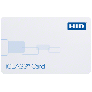 2104CG1NN HID® iCLASS Prox Cards | Qty – 100 - All Things Identification