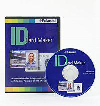 Polaroid ID Card Maker Elite Software 5-4002 - All Things Identification