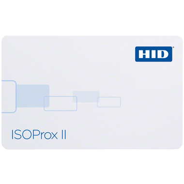 1386LGSMN HID ISOProx II Proximity Cards | Qty - 100 - All Things Identification