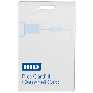 1326LGSSV HID ProxCard II Proximity Cards | Qty - 100 - All Things Identification
