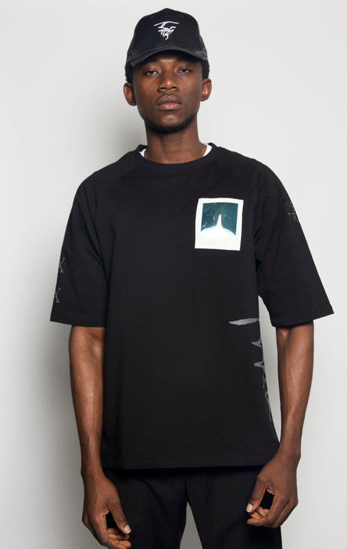 Photo Pocket Tee - NOIR