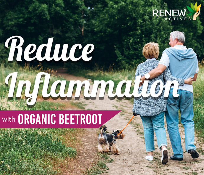 Help Reduce Inflammation with Beetroot