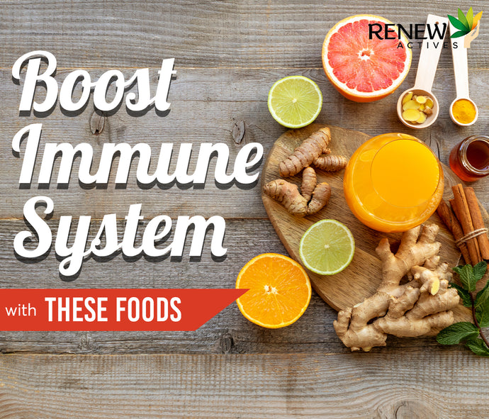 Boost Your Immune System with These Foods