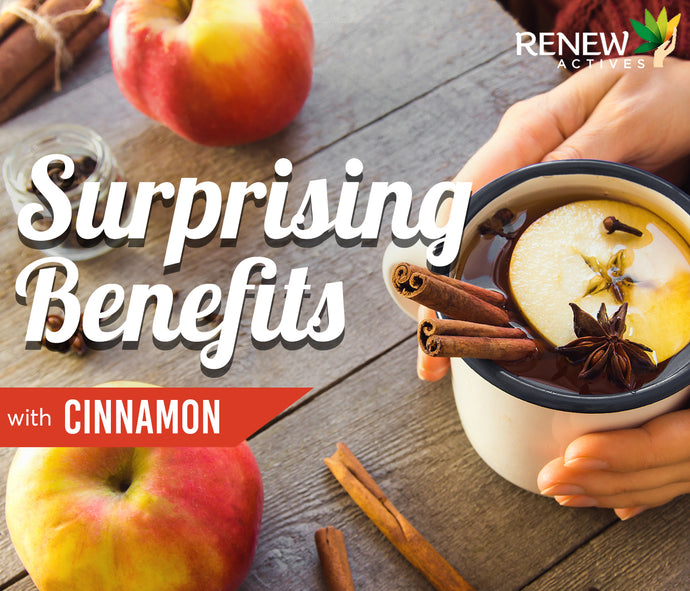 Surprising Benefits to Get From Cinnamon